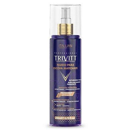 Fluído para escova matizante - Trivitt 200ml