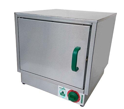 Estufa a Seco para aquecer marmitas com capacidade p/ 20 Marmitas Marca Metalnox