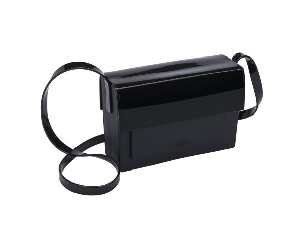 ESSENTIAL DUO BAG PRETO FOSCO MELISSA