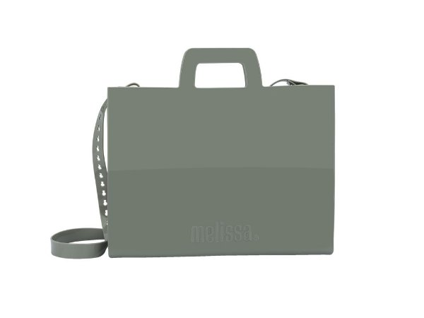ESSENTIAL WORK BAG VERDE MELISSA
