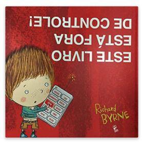 Este livro está fora de controle - Richard Byrne