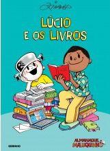 Almanaque Maluquinho - Lucio E Os Livros - 2ª Ed -  Ziraldo