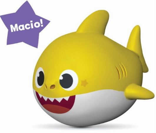Boneco - Baby Shark