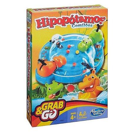 Hipopótamos Comilões Grab & Go