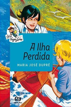 A Ilha perdida - Dupré, Maria José