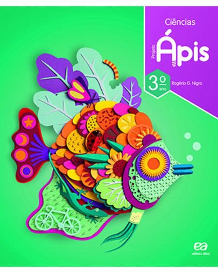 PROJETO APIS: CIENCIAS - 3º ANO - 3ªED.(2017)