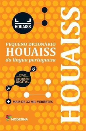 Pequeno Dicionário Houaiss da Língua Portuguesa [Paperback] Antônio Houaiss