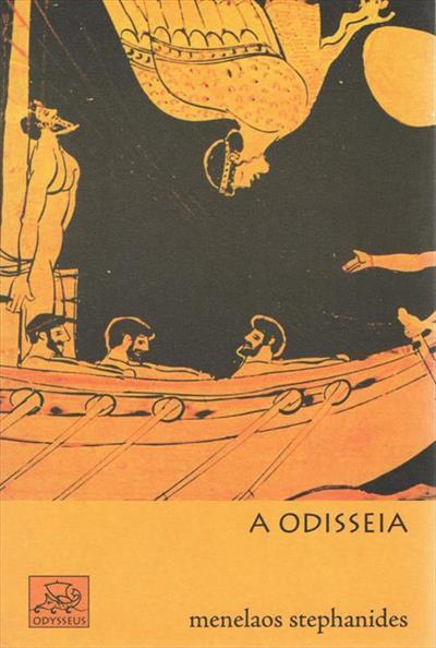 A Odisseia [Paperback] Menelaos Stephanides