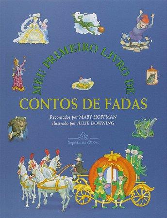 Meu primeiro livro de contos de fadas