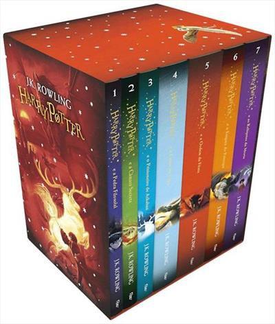 Box Harry Potter - Edição Premium