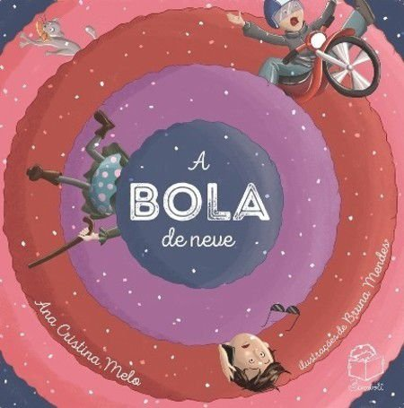 A Bola de neve - Ana Cristina Melo