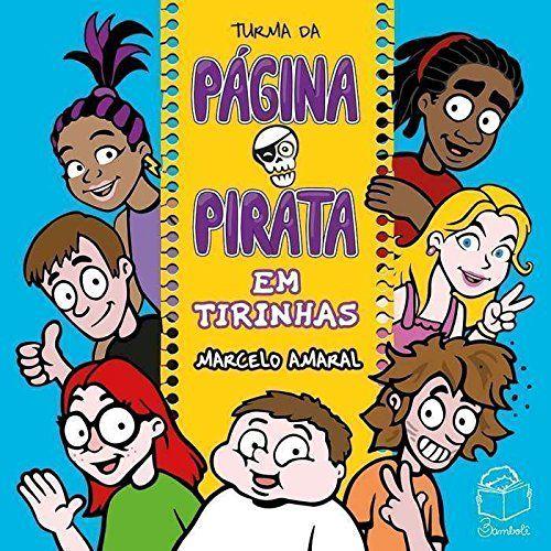 A turma da Página Pirata em tirinhas