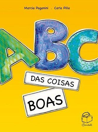 ABC DAS COISA BOAS - Márcia Paganini