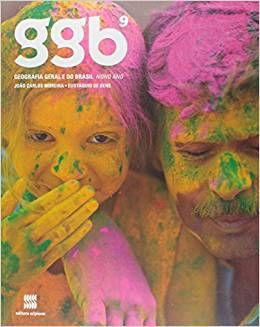 Livro GGB: Geografia Geral e do Brasil - 9º Ano