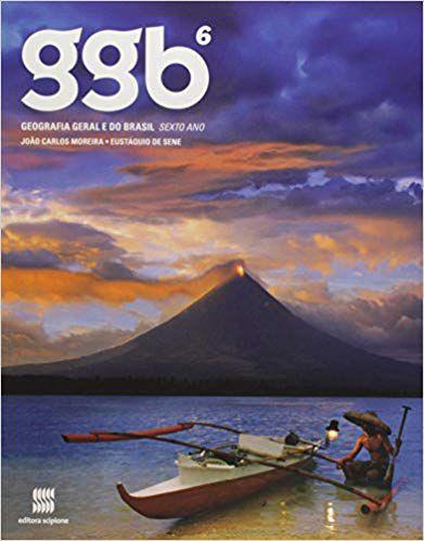 Livro GGB: Geografia Geral e do Brasil - 6º Ano