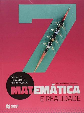Livro Matemática e Realidade 7