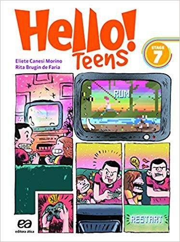 Hello! Teens - Stage 7