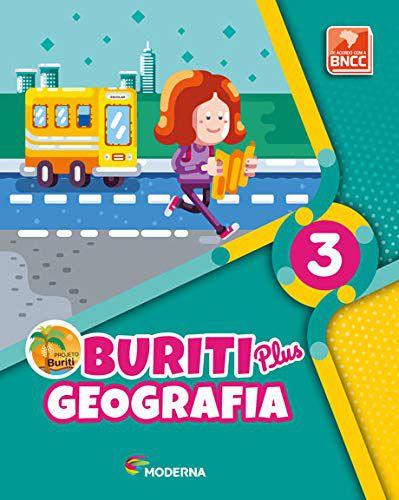 PROJETO BURITI PLUS: GEOGRAFIA - 3º ANO BNCC