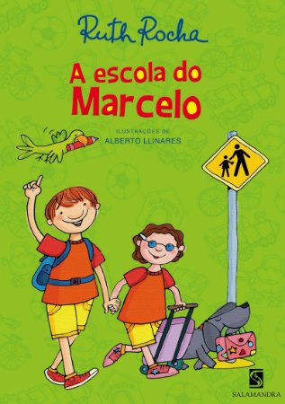 A escola do Marcelo - Ruth Rocha