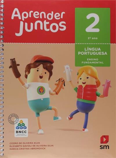 APRENDER JUNTOS PORTUGUES 2º ano - BNCC ED 2018