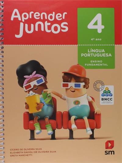 APRENDER JUNTOS PORTUGUES 4º ano - BNCC ED 2018