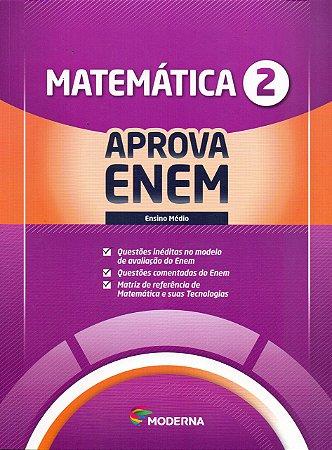 Aprova ENEM. Matemática - Volume 2