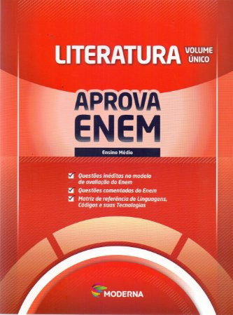 Aprova ENEM. Literatura - Volume Único
