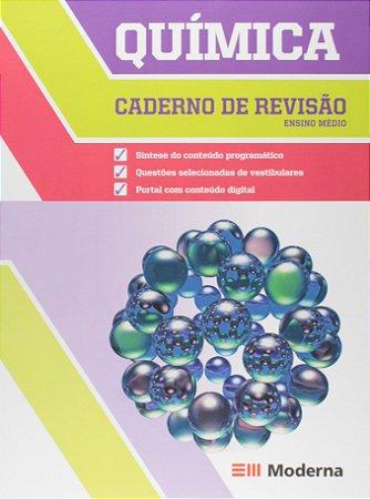 Caderno de Revisão - Química. Volume Único