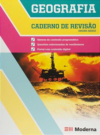 Caderno de Revisão - Geografia. Volume Único