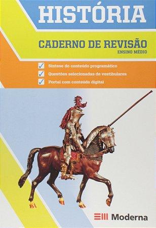 Caderno de Revisão - História. Volume Único