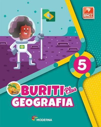 PROJETO BURITI PLUS: GEOGRAFIA - 5º ANO BNCC