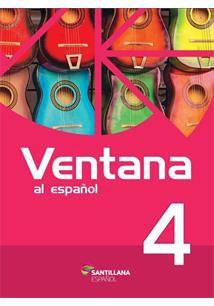 VENTANA AL ESPANOL 4 - 2ªED.(2016)
