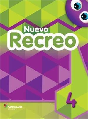 NUEVO RECREO 4 - 3ªED.(2014)