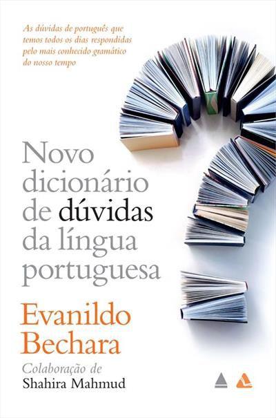NOVO DICIONARIO DE DUVIDAS DA LÍNGUA PORTUGUESA
