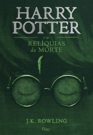 Harry Potter e as Relíquias da Morte - J.K. Rowling