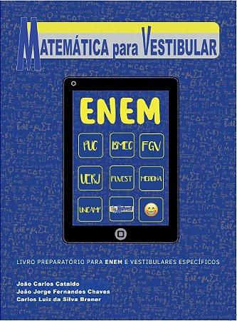 MATVEST - MATEMÁTICA PARA VESTIBULAR 8ª Edição 2020