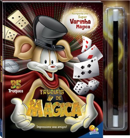 Truques de Mágica - Todo Livro