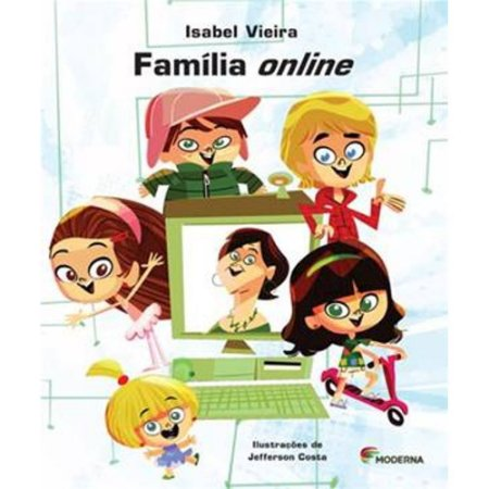 Família online - Editora Moderna