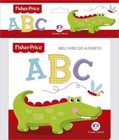 Meu livro  alfabeto - ABC - Fisher Price