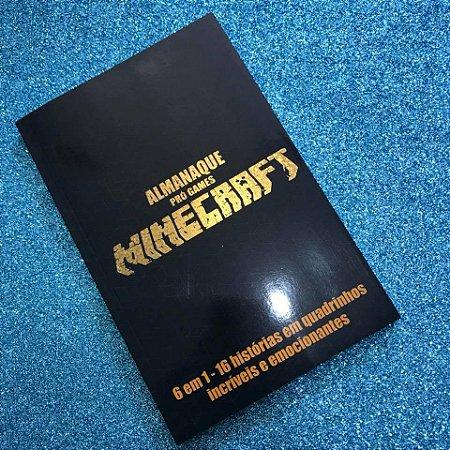 Almanaque Pró Games MINECRAFT