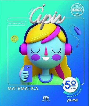 Projeto Àpis matemática 5° ano - 4ª edição - 2020 BNCC