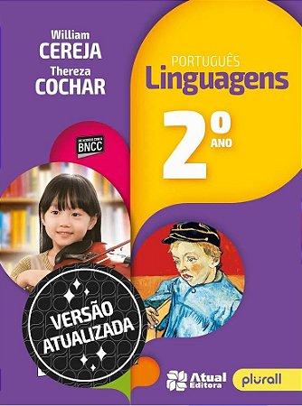 PORTUGUÊS LINGUAGENS 2º ano - 7ª edição - 2019 BNCC