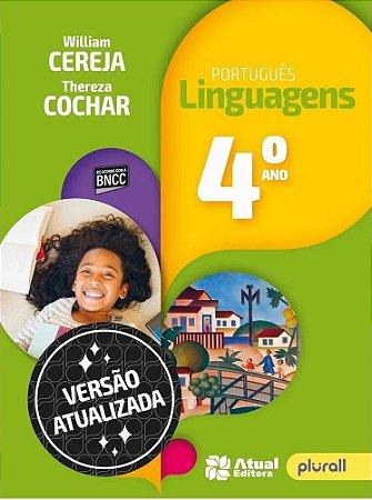 PORTUGUÊS LINGUAGENS 4º ano - 7ª edição - 2019 BNCC