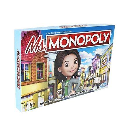 Ms. Monopoly - Hasbro