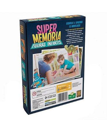 SUPER MEMÓRIA FIGURAS INFANTIS