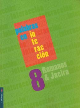 Palabras En Interacción Volumes 8 - Ensino Fundamental Ii [Paperback] Edelvives