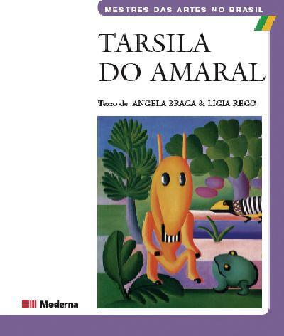 TARSILA DO AMARAL - Coleção Mestres das Artes no Brasil