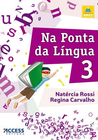 NA PONTA DA LÍNGUA 3 - 9ª edição 2021
