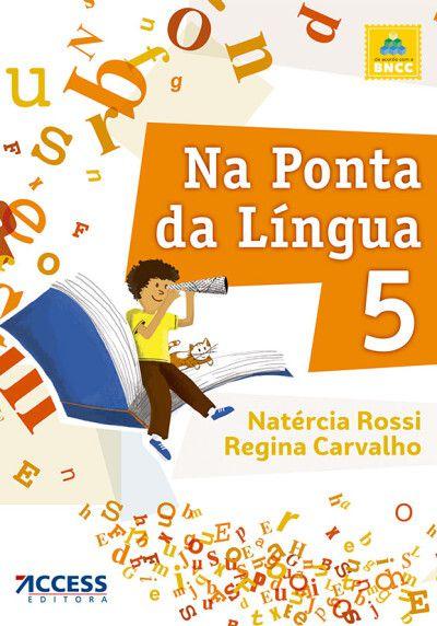 NA PONTA DA LÍNGUA 5 - 8ª edição 2021