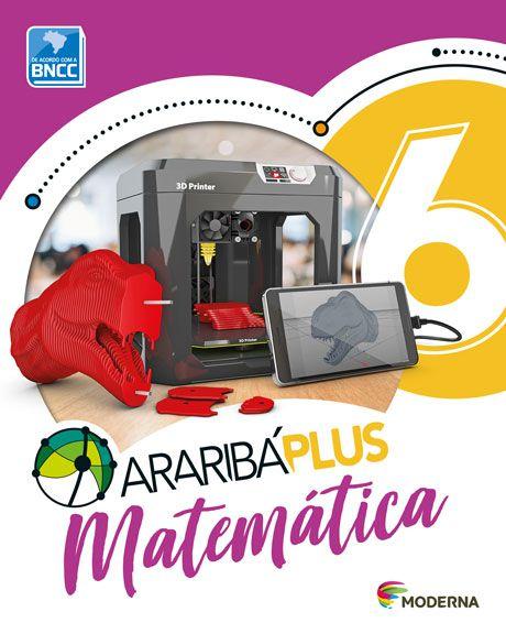 Araribá Plus: Matemática - 6º ano - 5ª edição 2018 BNCC